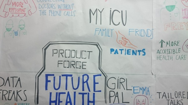 Future Health Hackathon with Product Forge