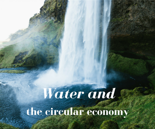 Water and the circular economy